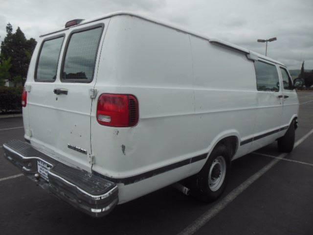 2000 Dodge Ram Van 3dr 3500 Maxi Extended Cargo Van - San Leandro CA