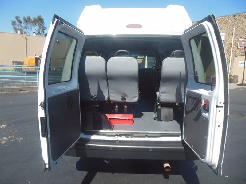 2008 Ford E-Series Cargo Wheelchair Handy Cap - San Leandro CA