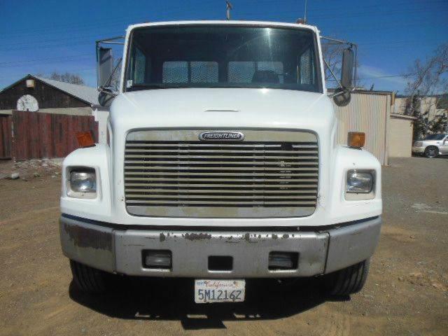 1997 Frightliner FL70 FL70 24ft Flat Bed Truck - San Leandro CA