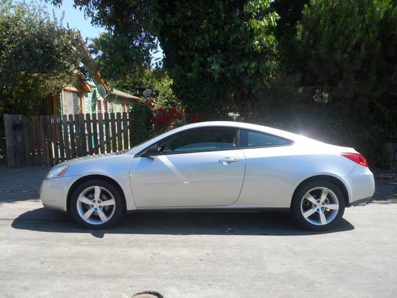 2006 Pontiac G6 GTP 2dr Coupe - San Leandro CA