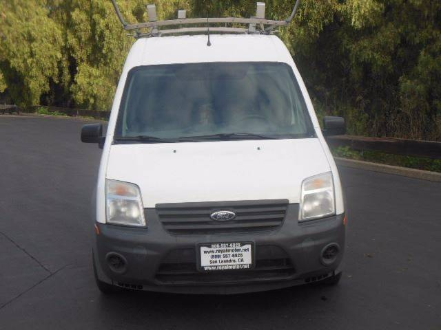 2012 Ford Transit Connect XL 4dr Cargo Mini-Van w/o Side and Rear Glass - San Leandro CA