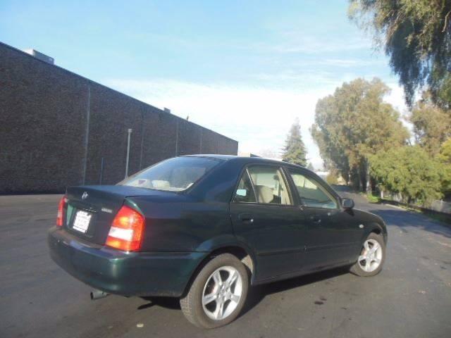 2003 Mazda Protege DX 4dr Sedan - San Leandro CA