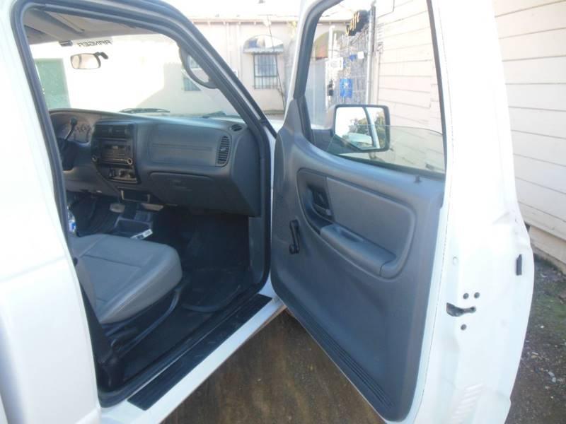 2008 Ford Ranger 4x4 SPORT 2dr Regular Cab SB - San Leandro CA