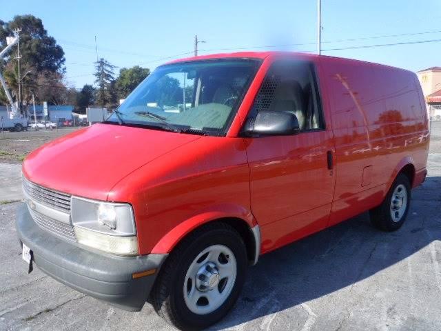 2004 Chevrolet Astro Cargo 3dr Extended Cargo Mini-Van - San Leandro CA