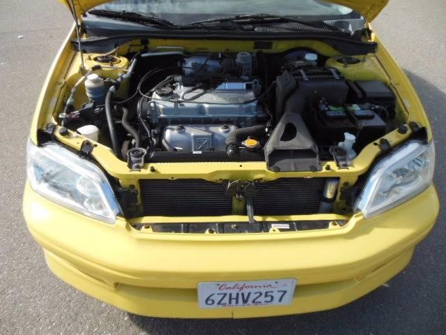 2003 Mitsubishi Lancer O-Z Rally 4dr Sedan - San Leandro CA