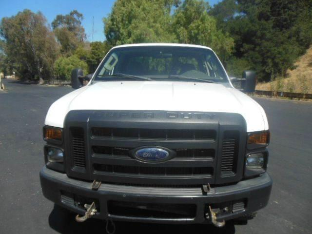 2008 Ford F-250 Super Duty XL 4dr SuperCab 4WD SB - San Leandro CA