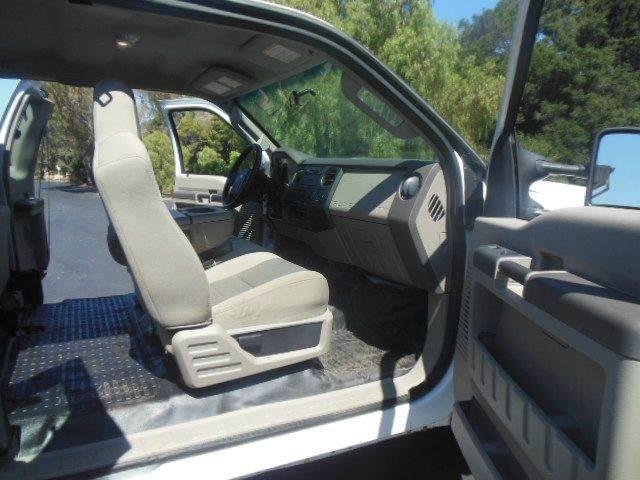 2008 Ford F-250 Super Duty XL 4dr SuperCab 4WD SB - San Leandro CA
