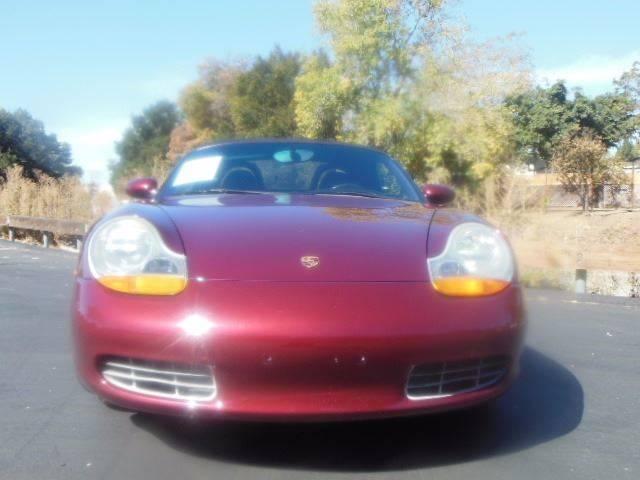 1998 Porsche Boxster 2dr Convertible - San Leandro CA