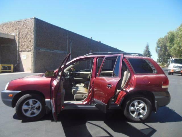 2005 Hyundai Santa Fe GLS 4dr SUV - San Leandro CA