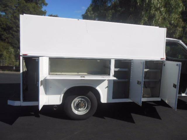 2005 Ford E-350 Plumbers  Special Utility Box Van - San Leandro CA