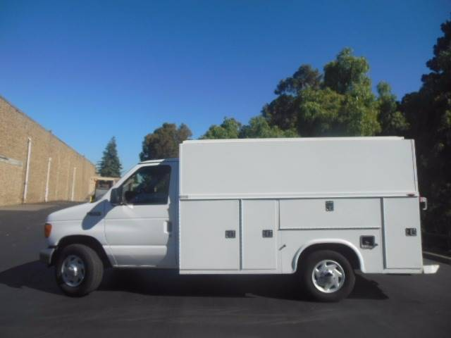 2005 Ford E-350 Plumbers  Special Utility Box Van - San Leandro CA