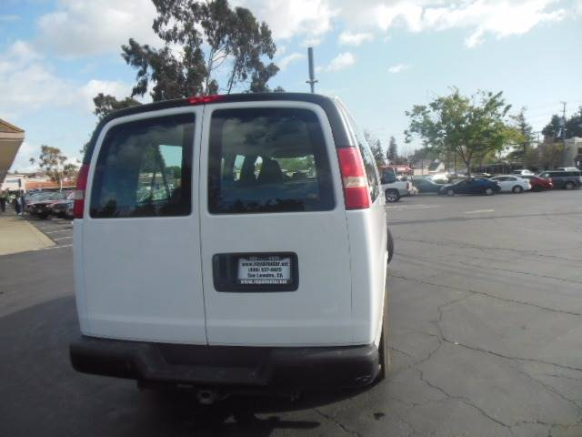 2006 Chevrolet Express Passenger LS 3500 3dr Extended Passenger Van - San Leandro CA