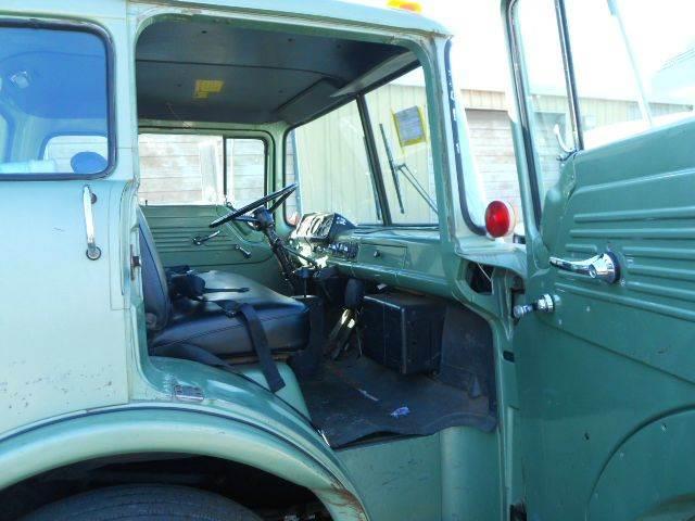 1989 Ford F-8000 Dump Truck #331 - San Leandro CA