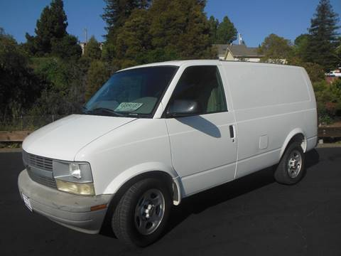 2005 Chevrolet Astro Cargo for sale in San Leandro, CA