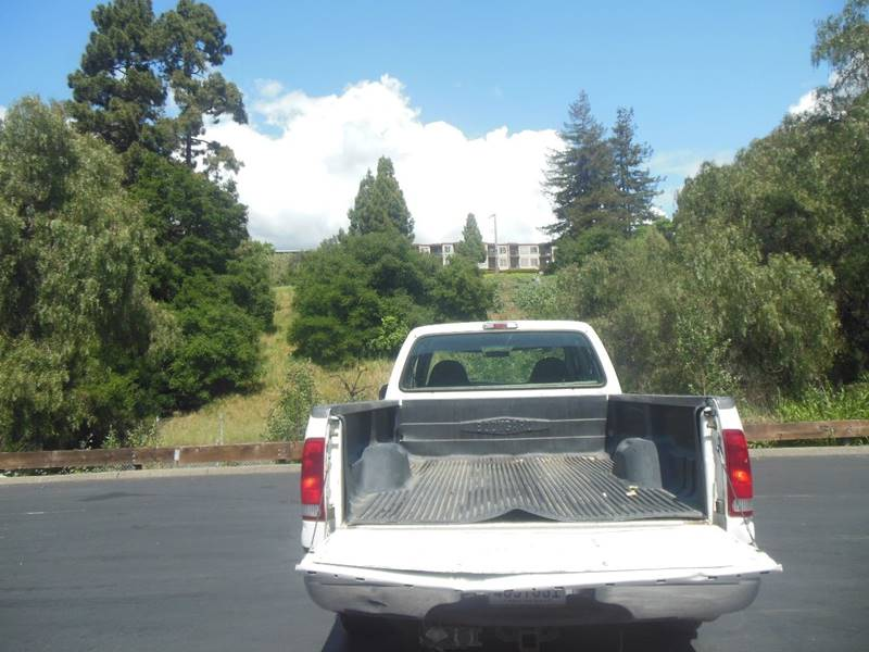 2000 Ford F-250 Super Duty 4dr XL Extended Cab LB - San Leandro CA