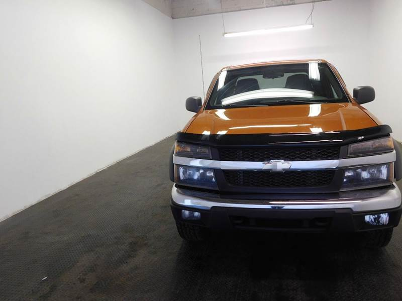 2004 Chevrolet Colorado Z71 LS 4dr Crew Cab 4WD SB - Fairfield OH