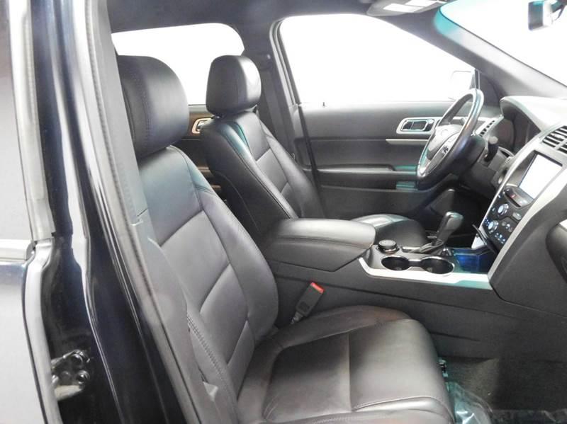 2014 Ford Explorer AWD XLT 4dr SUV - Fairfield OH