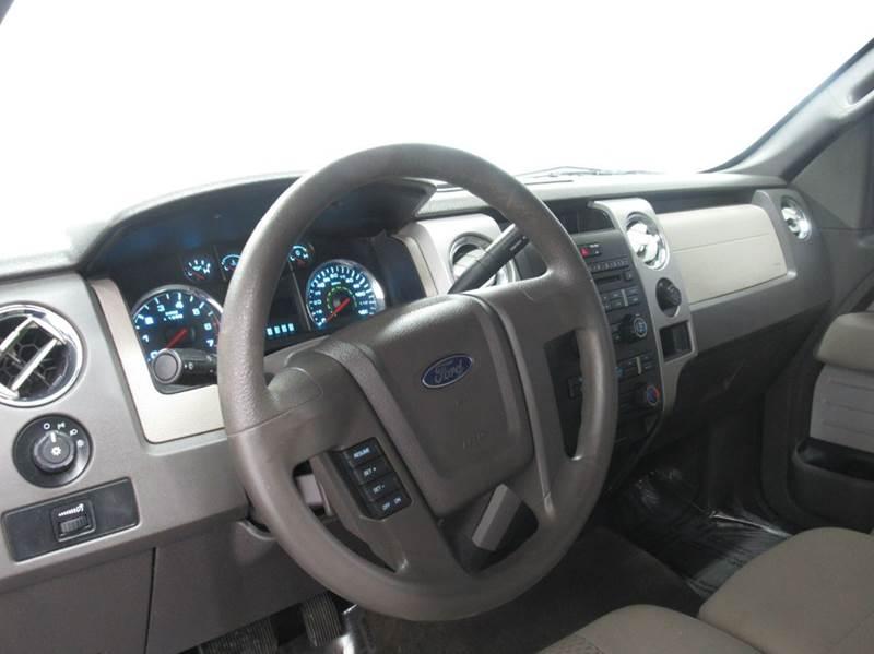 2010 Ford F-150 XLT 4x4 4dr SuperCrew Styleside 5.5 ft. SB - Fairfield OH