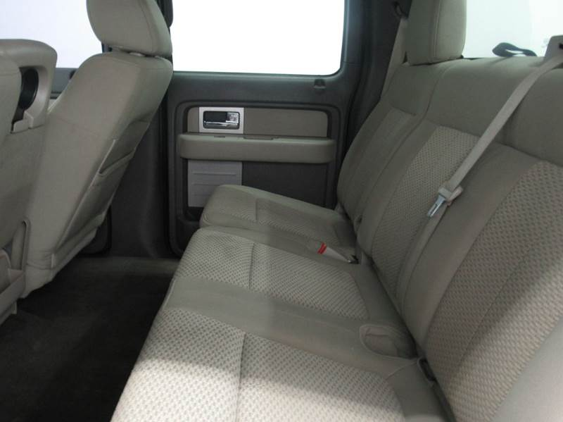 2010 Ford F-150 XLT 4x4 4dr SuperCrew Styleside 5.5 ft. SB - Fairfield OH