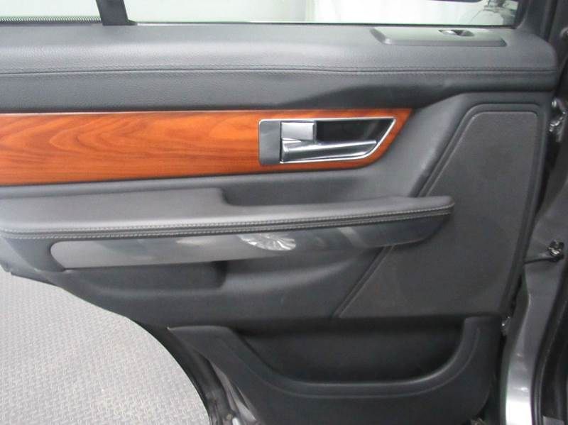 2011 Land Rover Range Rover Sport HSE 4x4 4dr SUV - Fairfield OH