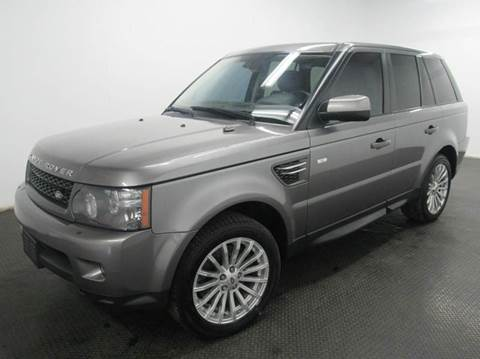 2011 Land Rover Range Rover Sport for sale in Fairfield, OH