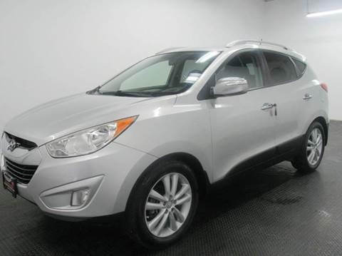 2010 Hyundai Tucson for sale in Fairfield, OH