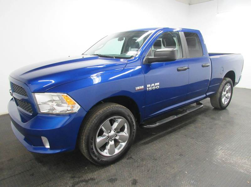 2015 RAM Ram Pickup 1500 for sale at Automotive Connection in Fairfield OH