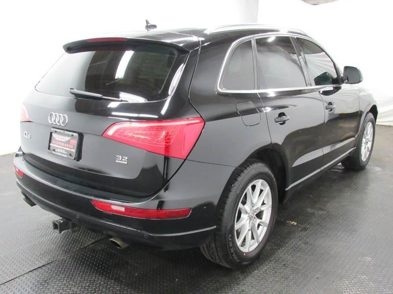 2010 Audi Q5 3.2 quattro Premium Plus AWD 4dr SUV - Fairfield OH
