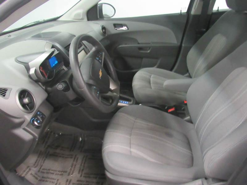 2013 Chevrolet Sonic LT Auto 4dr Hatchback - Fairfield OH