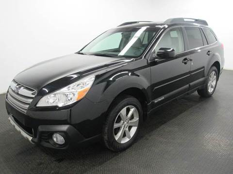 2013 Subaru Outback for sale at Automotive Connection in Fairfield OH