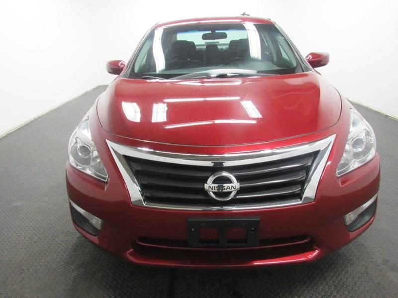 2014 Nissan Altima 2.5 S 4dr Sedan - Fairfield OH