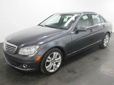 2011 Mercedes-Benz C-Class for sale at Automotive Connection in Fairfield OH