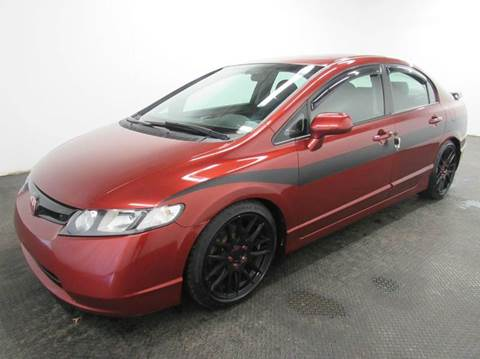 2007 Honda Civic for sale at Automotive Connection in Fairfield OH