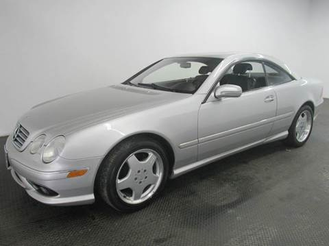 2002 Mercedes-Benz CL-Class for sale in Fairfield, OH