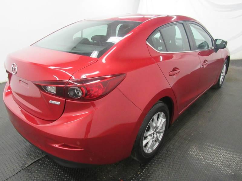 2016 Mazda Mazda3 i Sport 4dr Sedan 6A In Fairfield OH - Automotive