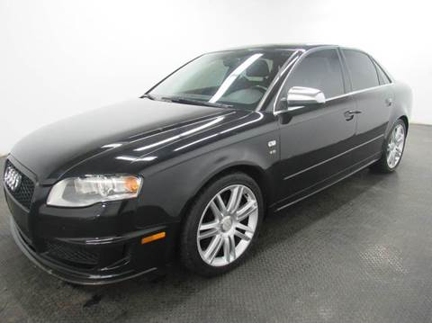 2007 Audi S4 for sale in Fairfield, OH