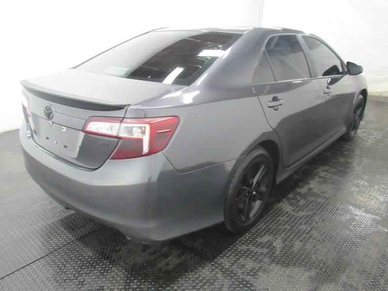 2012 Toyota Camry SE 4dr Sedan - Fairfield OH