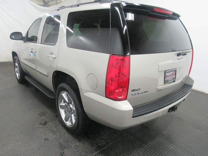 2009 GMC Yukon 4x4 SLT 4dr SUV w/ 4SB - Fairfield OH