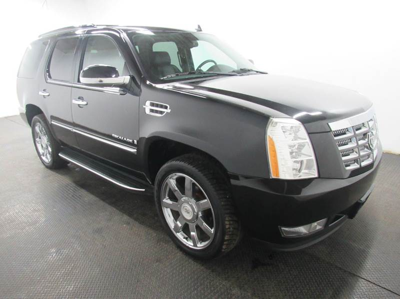 2009 Cadillac Escalade AWD 4dr SUV w/V8 Ultra Luxury Collection - Fairfield OH