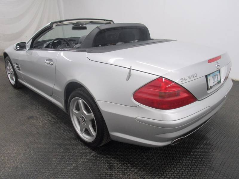 2003 Mercedes-Benz SL-Class SL 500 2dr Convertible - Fairfield OH