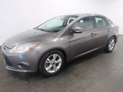2014 Ford Focus for sale at Automotive Connection in Fairfield OH