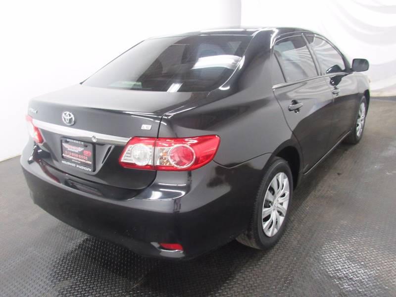 2012 Toyota Corolla LE 4dr Sedan 4A - Fairfield OH