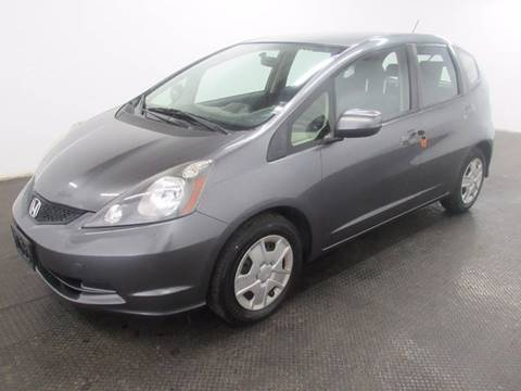 2012 Honda Fit for sale at Automotive Connection in Fairfield OH