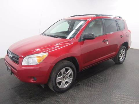 2007 Toyota RAV4 for sale at Automotive Connection in Fairfield OH