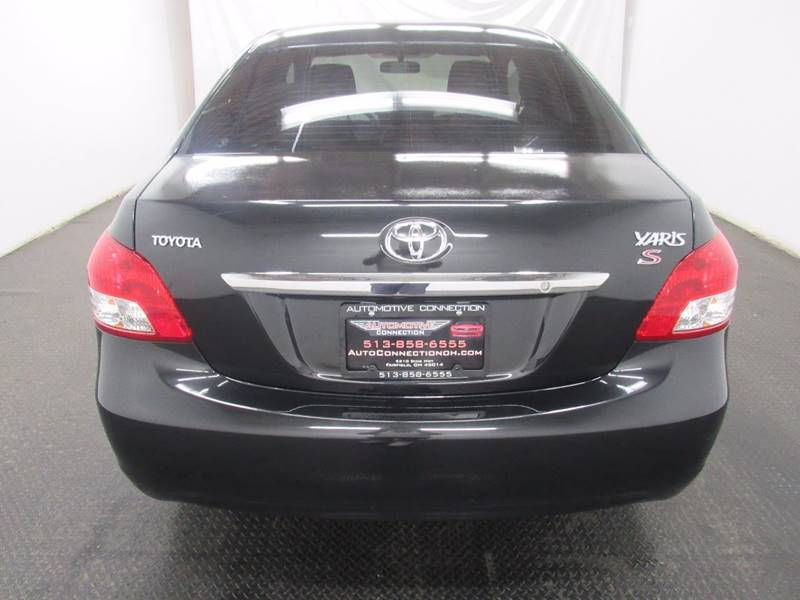 2007 Toyota Yaris 4dr Sedan (1.5L I4 4A) - Fairfield OH