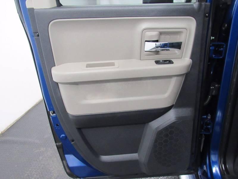 2010 Dodge Ram Pickup 1500 4x4 SLT 4dr Quad Cab 6.3 ft. SB Pickup - Fairfield OH
