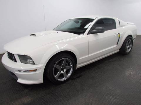 2008 Ford Mustang for sale at Automotive Connection in Fairfield OH