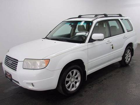 2008 Subaru Forester for sale in Fairfield, OH
