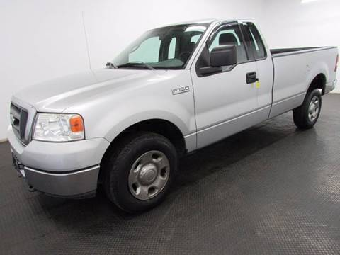 2004 Ford F-150 for sale at Automotive Connection in Fairfield OH