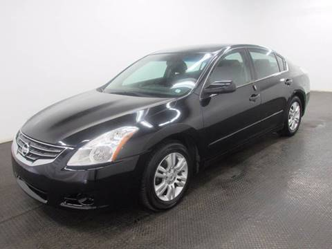 2012 Nissan Altima for sale at Automotive Connection in Fairfield OH